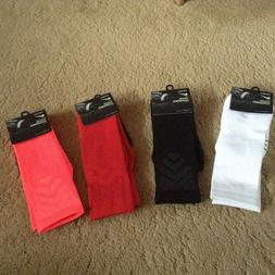 Nike Football Vapor Cushioned Crew Socks Assorted Colors SX5