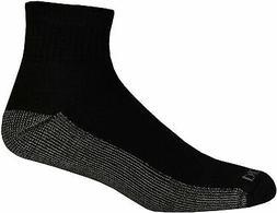 Dickies Genuine Mens 5-Pair Quarter / Ankle Style Work Socks