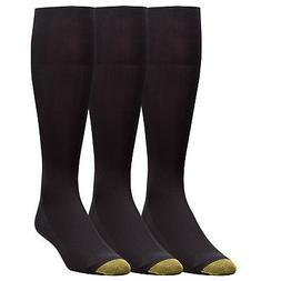 Gold Toe Men's Premium Over the Calf Metropolitan Dress Sock