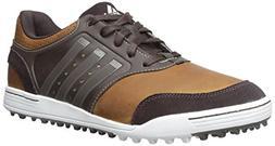 adidas Men's Adicross III, Tan Brown/Scout Metallic/Tour Whi