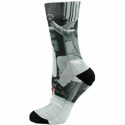 adidas Gonz Sublimated Crew Socks  Athletic   Socks White Me