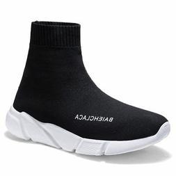 High Quality Lovers Socks Shoes Men Shoes Luxury Brand Train