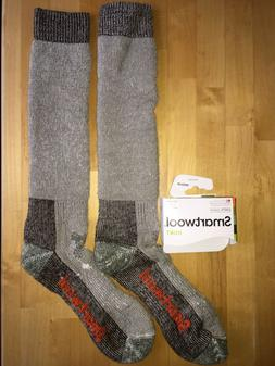 SmartWool HUNT Extra Heavy Over-Calf Socks –Taupe,Hike Mou