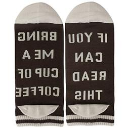 If You Can Read This Funny Saying Knitting Word Ankle Socks,