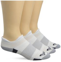 ASICS Intensity Low Sock, White, X-Large,