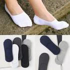 10 Pairs Men's Invisible No Show Nonslip Loafer Boat Ankle L