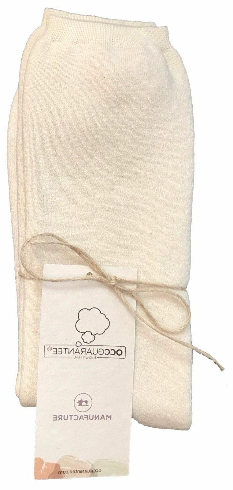 100 percent organic natural cotton socks mens