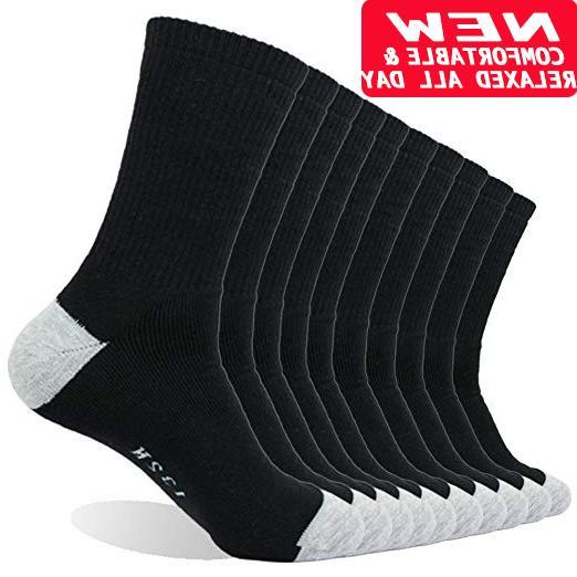 10p pack men s cotton moisture wicking