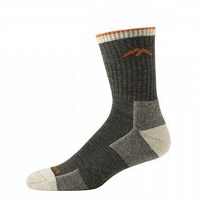 1466 olive merino wool mens hiker socks