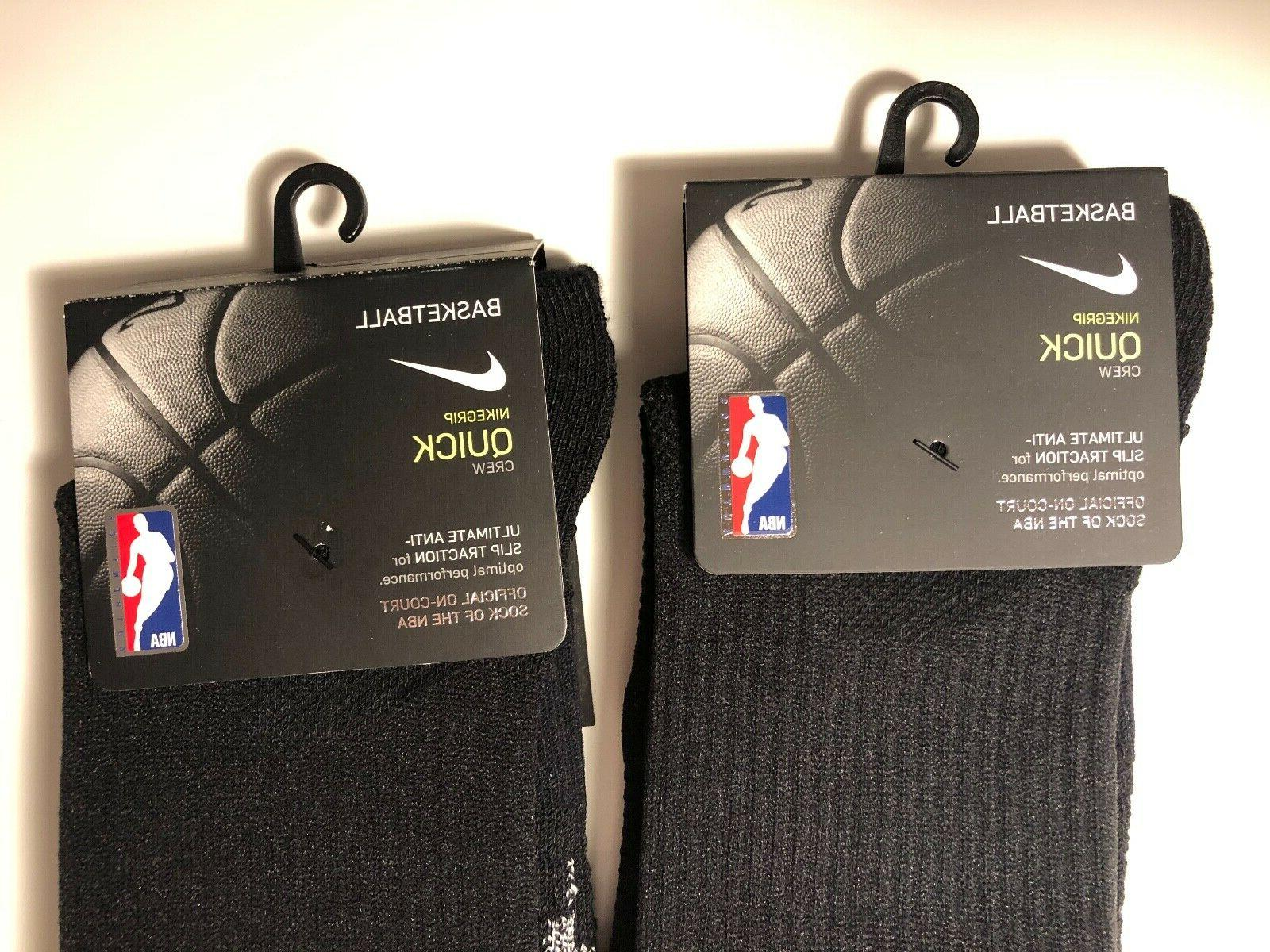 2 of NikeGrip NBA Basketball Socks