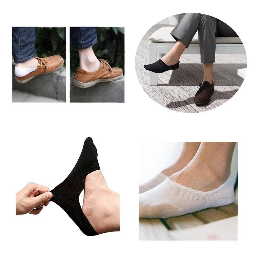 3-12 Men No Low Solid Socks 9-13