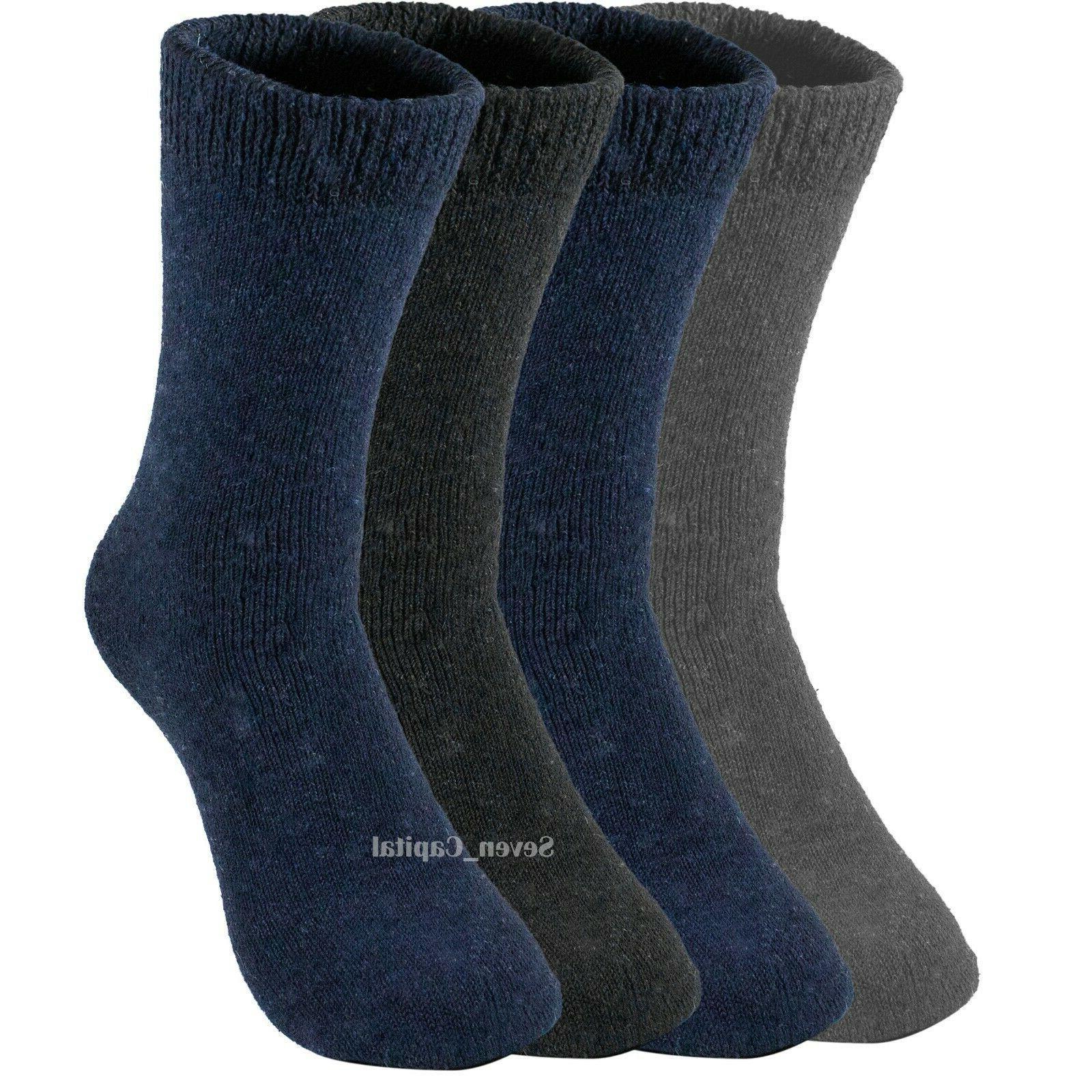 Duty Winter Warm Wool Boots Work