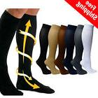 3 Pairs Compression Socks Support Stockings Graduated Men's