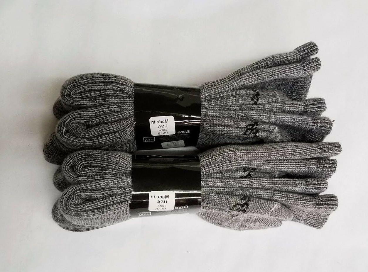 4 Acrylic/MERINO Wool Blend Men's Lg-XL FREE SHIPPING