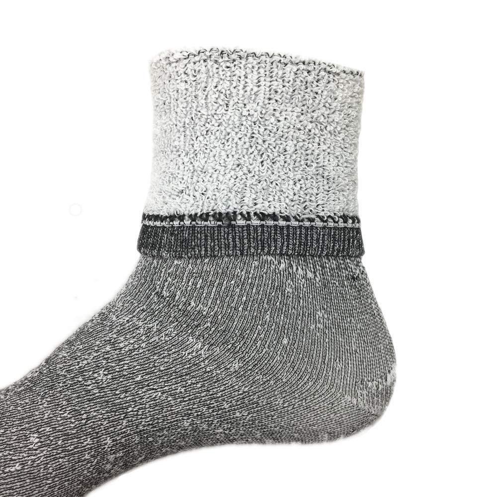 4 Pairs Socks Toe Boots Cotton Socks