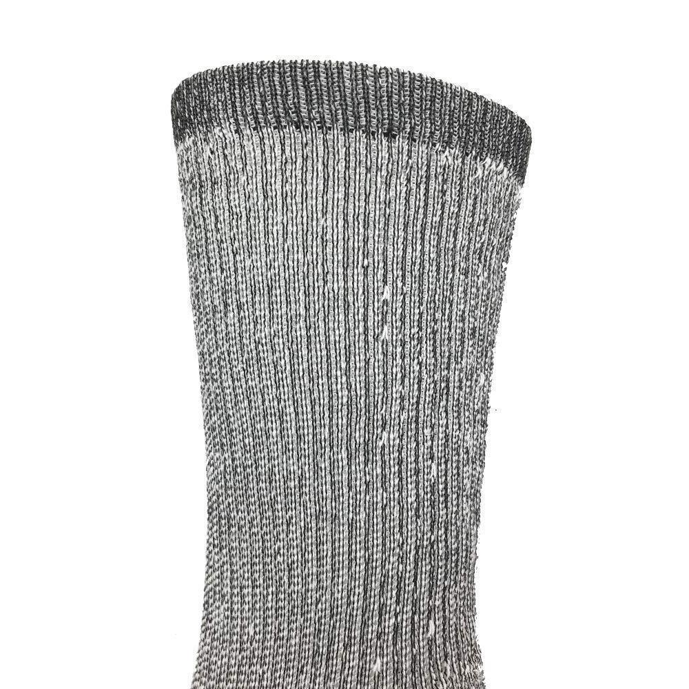 4 Pairs Socks Perfect Toe Cotton Crew Socks