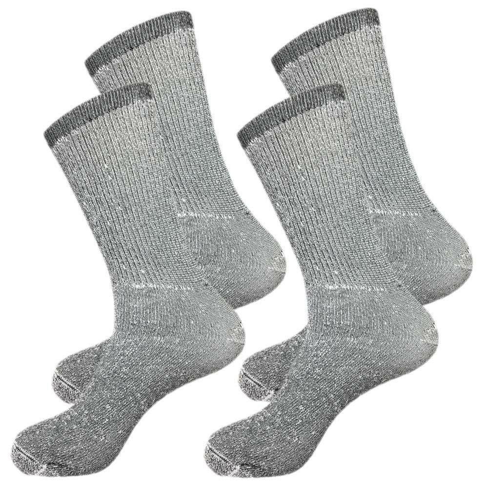 4 pairs mens work socks perfect