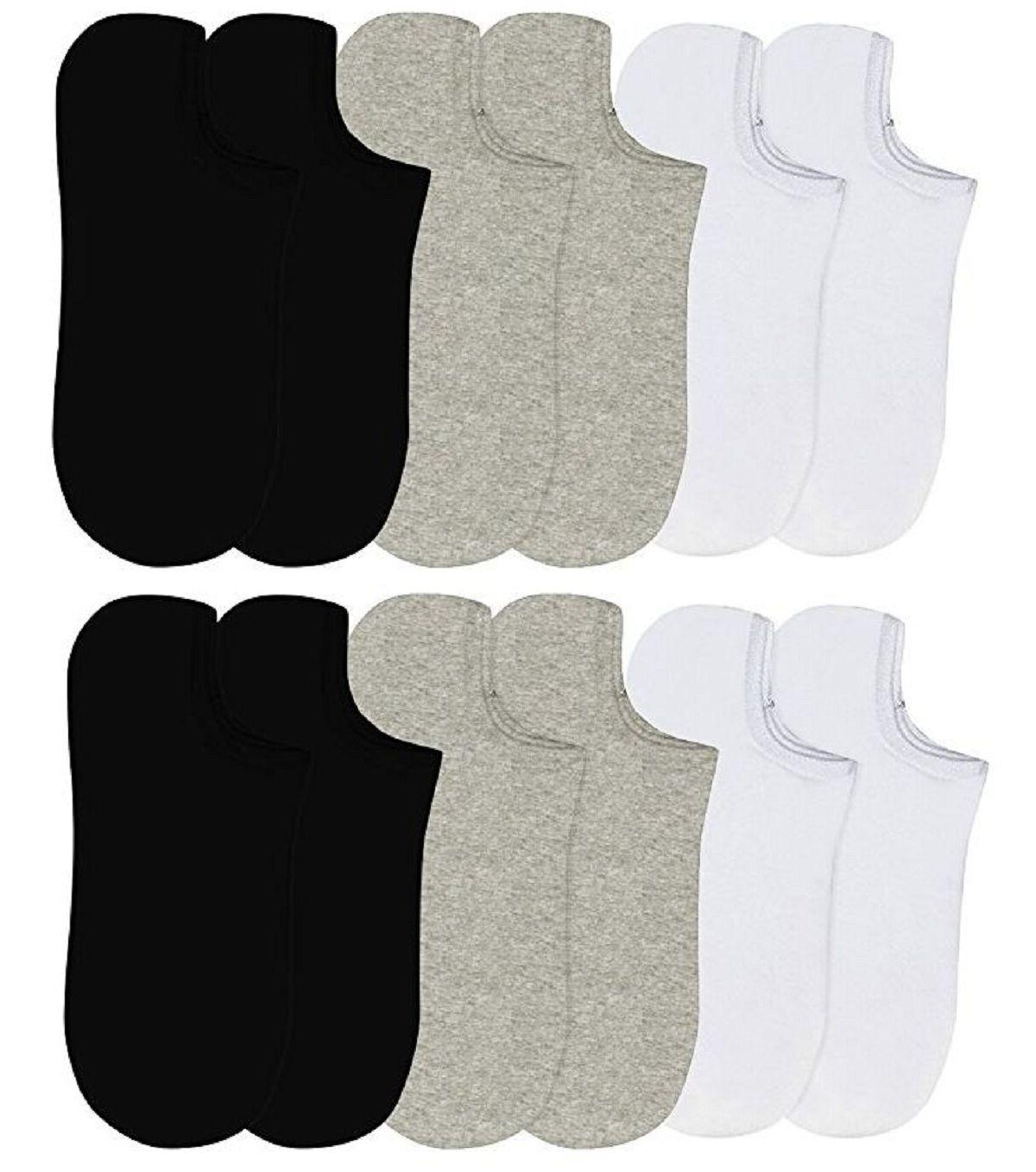 6 12 packs ankle cool socks sport