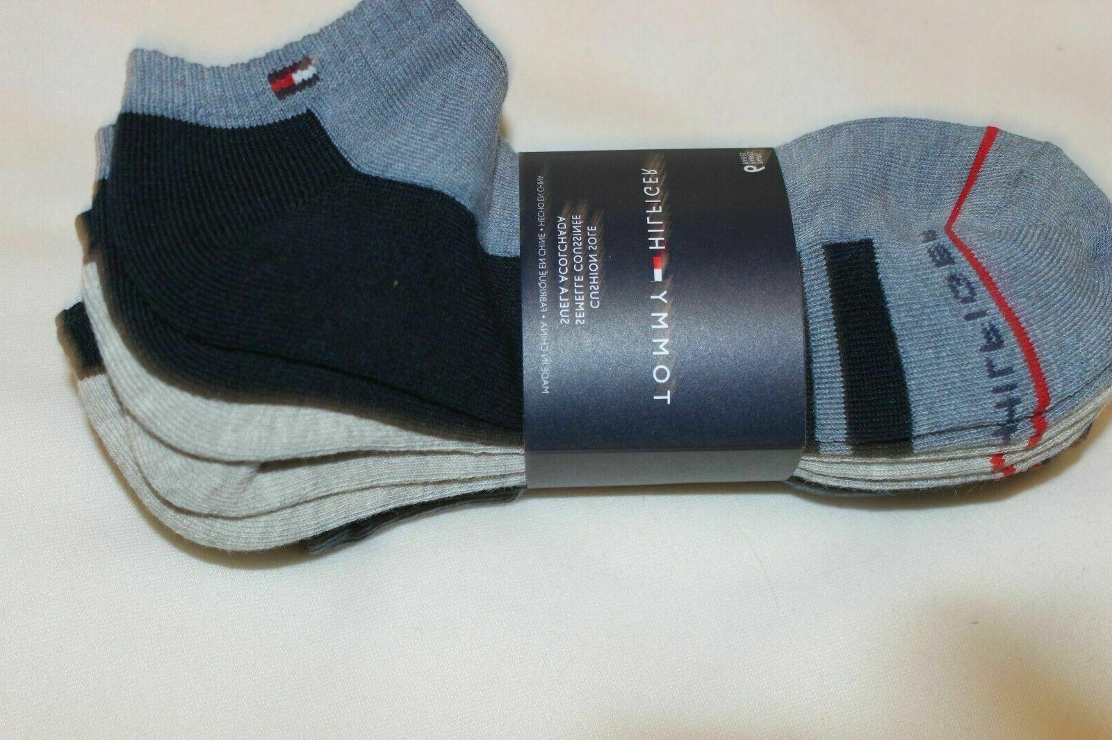 6 pack nike cotton cushion crew socks