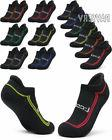 Tesla 6-Pairs Comfort Socks No-Show/Crew...