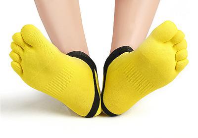 Cotton Five Socks Cut Stores