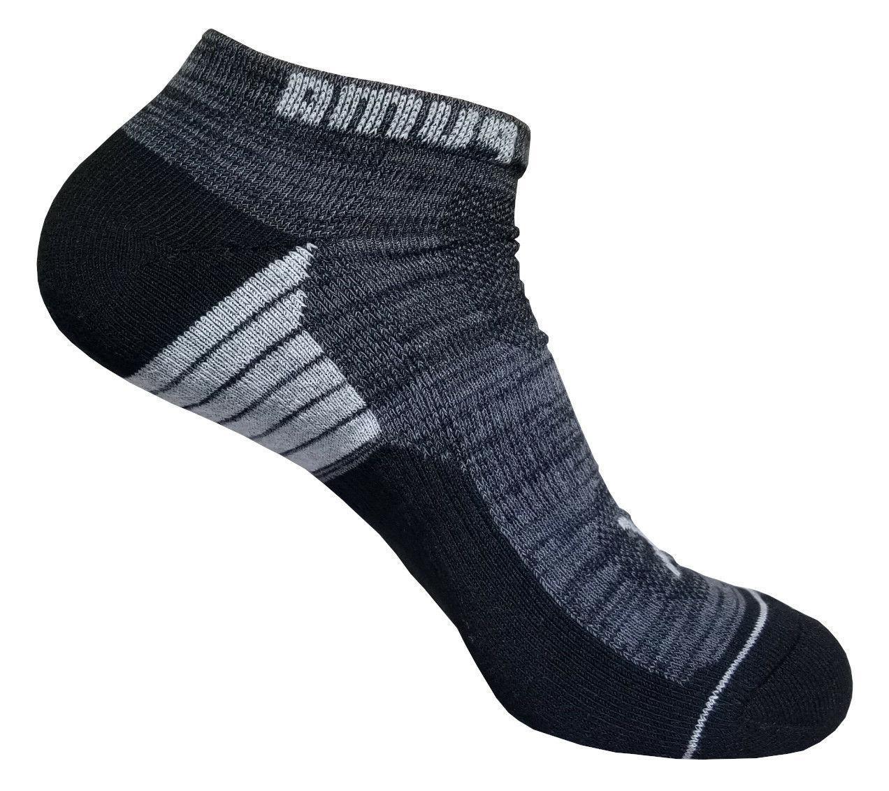 6 mens dri fit low cut socks
