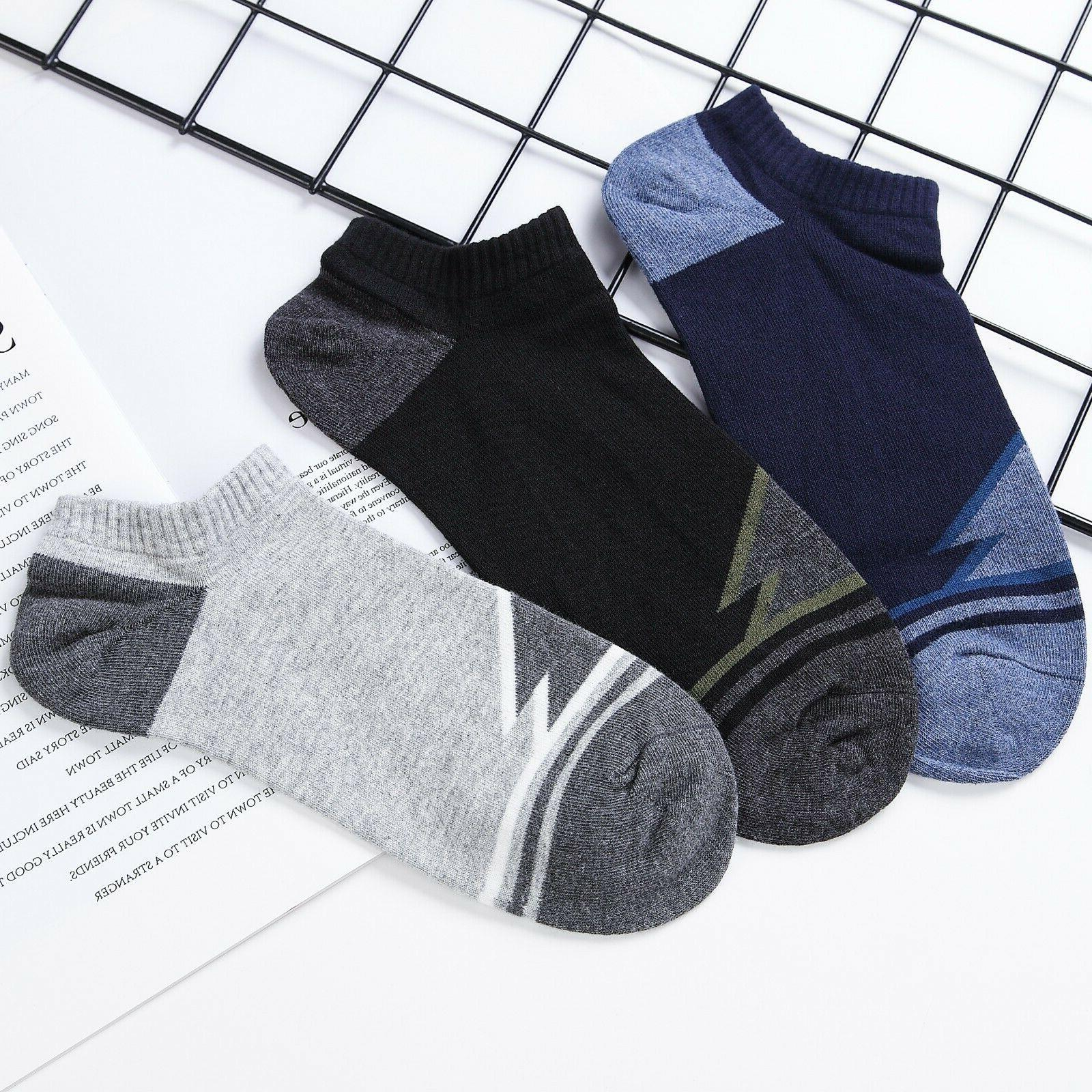 6 Cut Ankle Cotton Sport