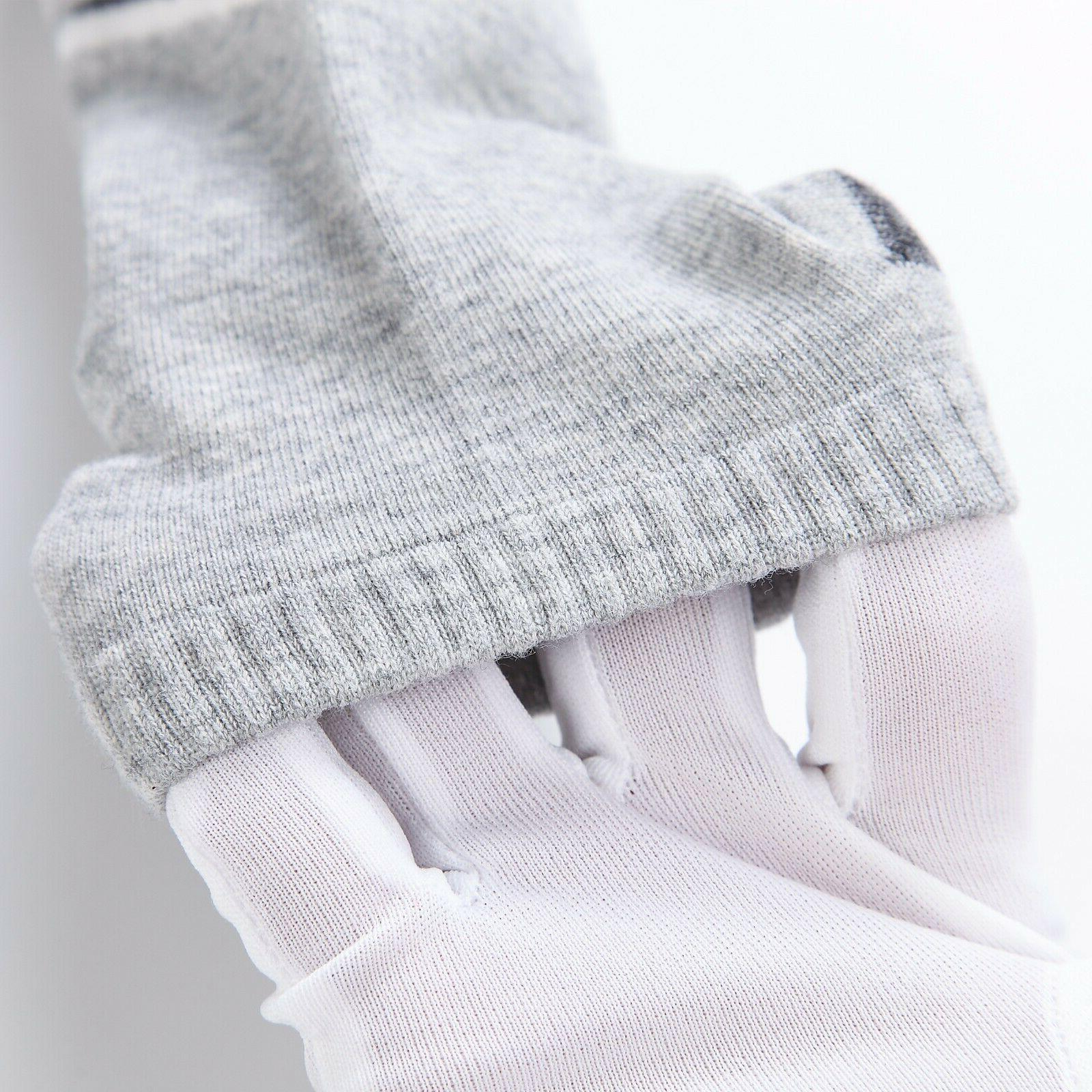 6 Cut Cotton Sport Socks,Antibacterial