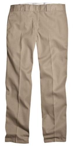 Dickies 874KH40X32 Khaki Traditional Work Pants - 40-inch x