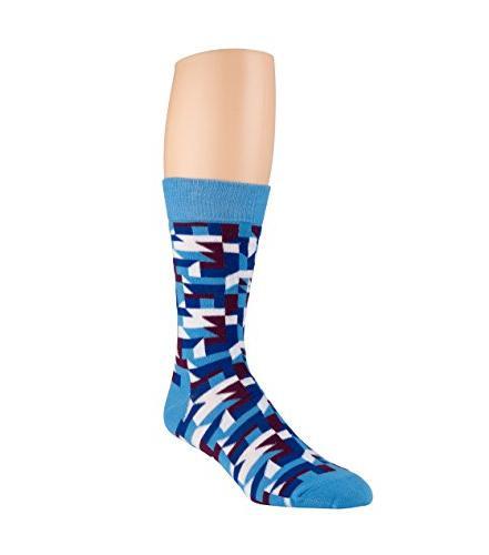 Men's Socks - Fun and - Blend Zeke