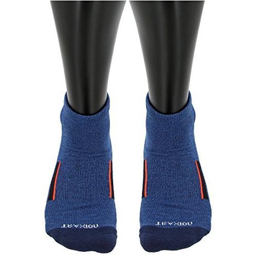 Socks, Blue/Collegiate Red/Black,