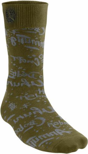 air 9 men s crew socks militia