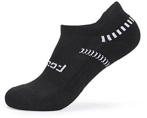 Tesla CLSL Men's 6-Pairs Atheltic Socks Cushioned Mesh MZS04