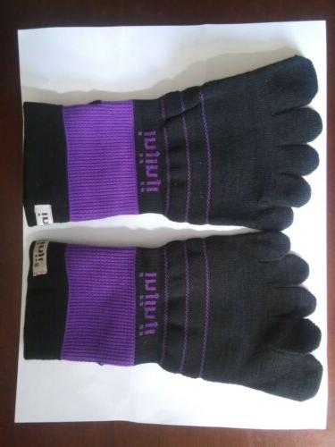 Injinji Socks Micro Length Performance 2.0 SZ S WOMEN 6 8.5