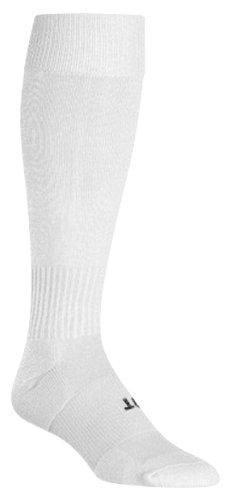 Twin City Champion Over The Calf Socks White L