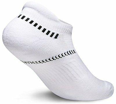 CLSL Men's 6-Pairs No Socks