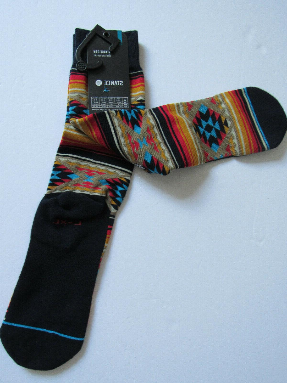 Stance Cotton Cushion Mens NWT Multicolor