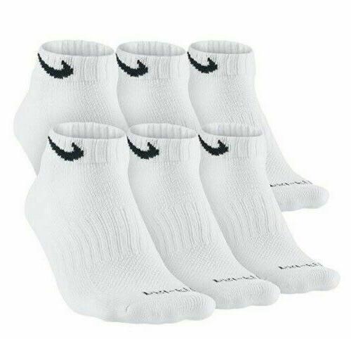 dri fit dry cushioned low cut socks