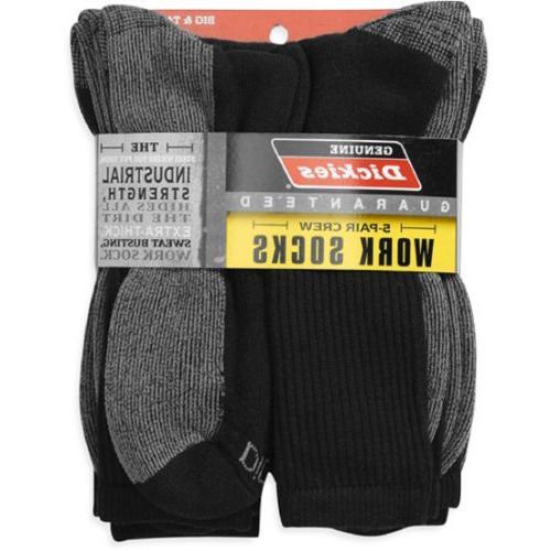 Dickies - Tall Dri Crew Socks,