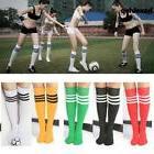 football socks knee high striped socks classic