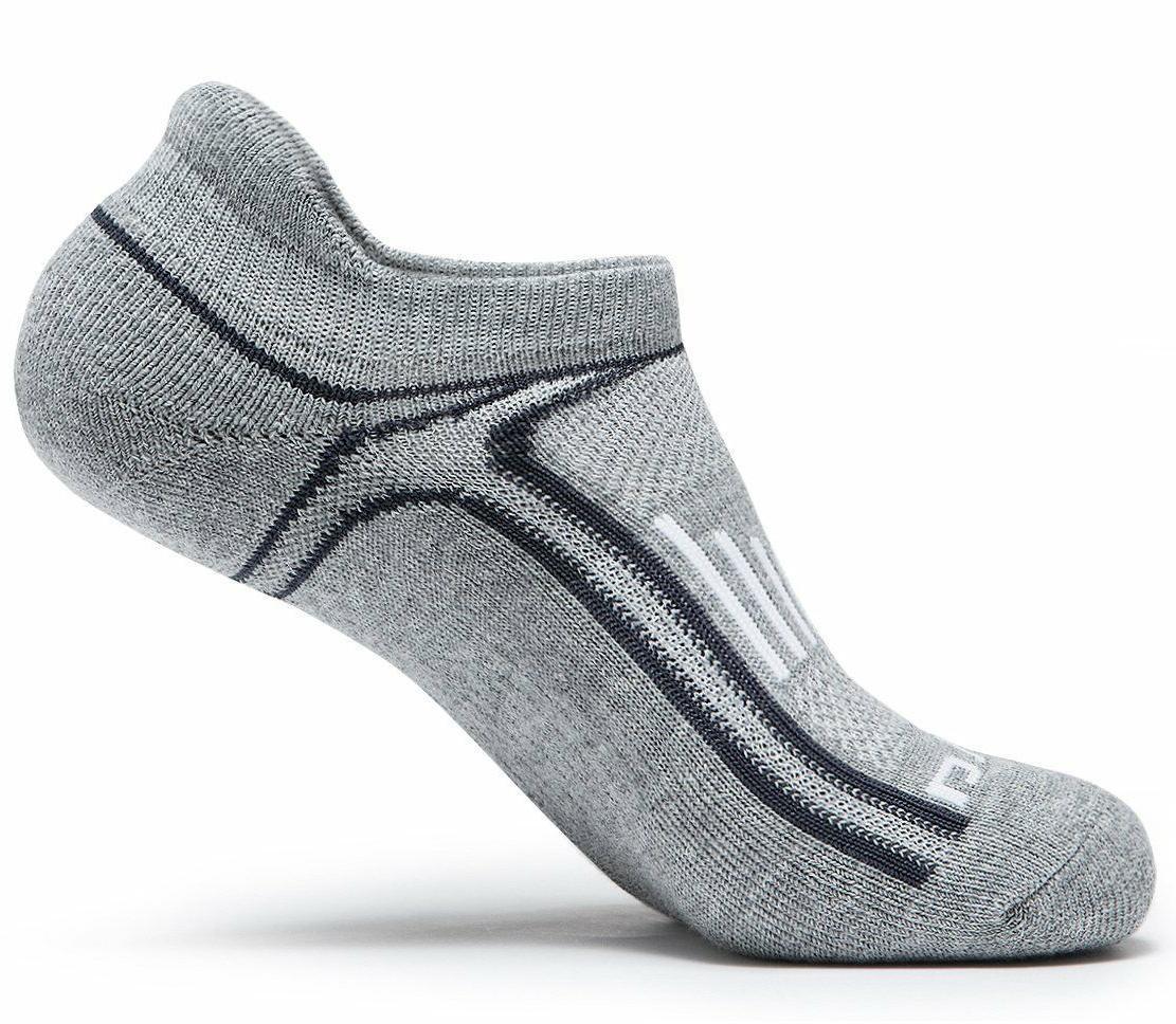 Gray Socks Athletic No 6 Pack Pairs