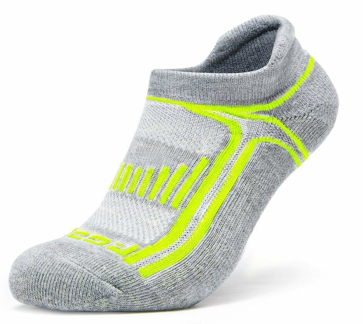 Gray Mens Socks Athletic Running 6 Pack Pairs Men