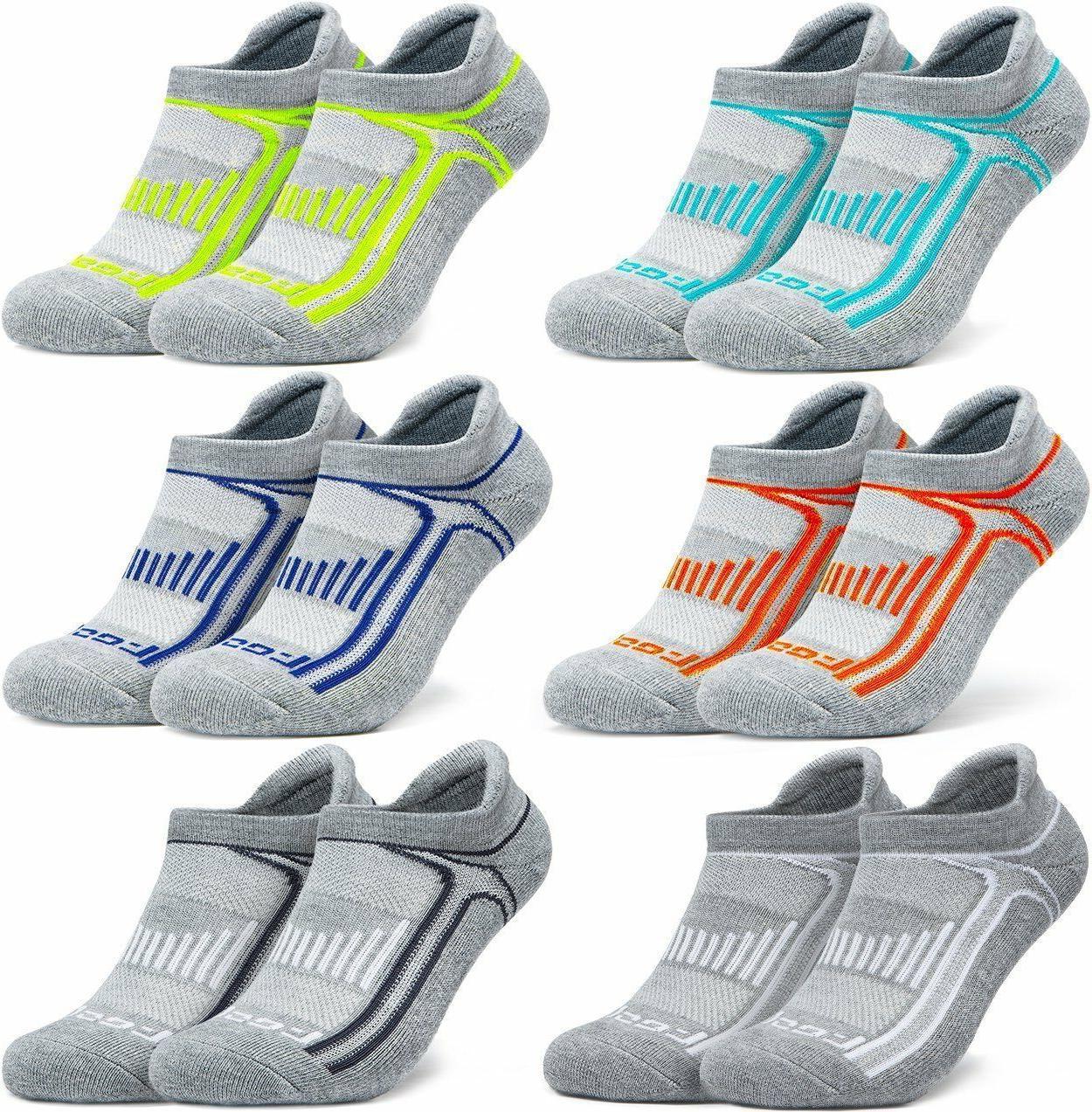 gray medium mens socks athletic running no