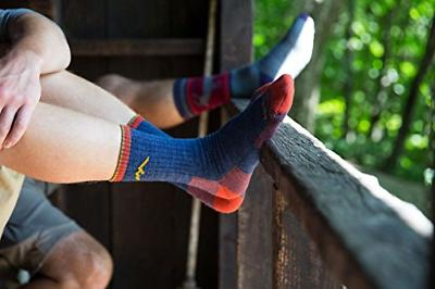 Darn Hike-Trek Wool Sock Olive