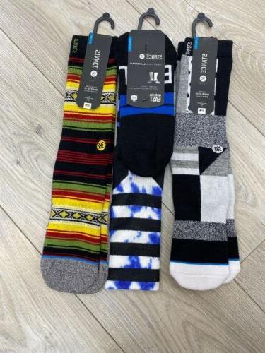 men s athletic socks size large 9