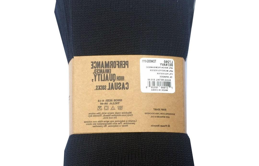 DOCKERS Socks Fit 6-12 ""