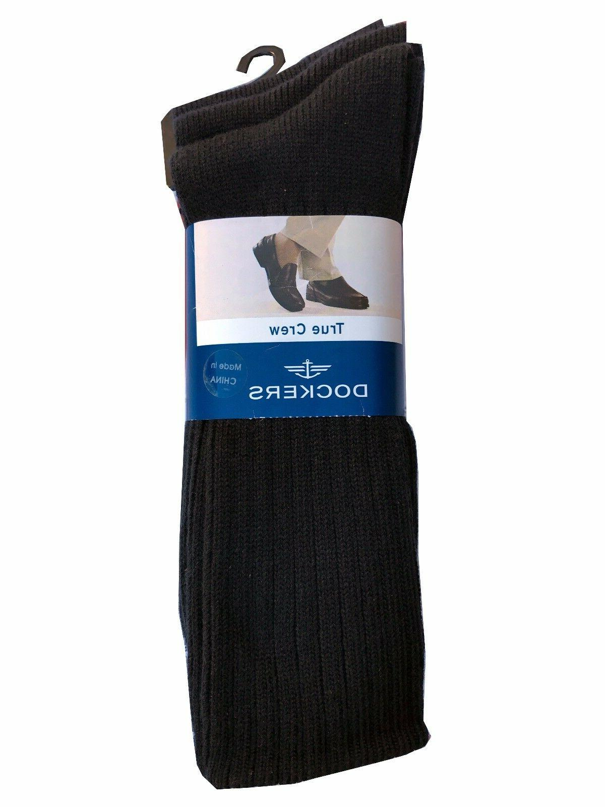 men s blue crew socks 3 pack