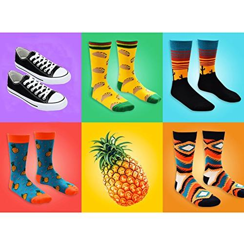 Men's Socks - Casual Dress Socks