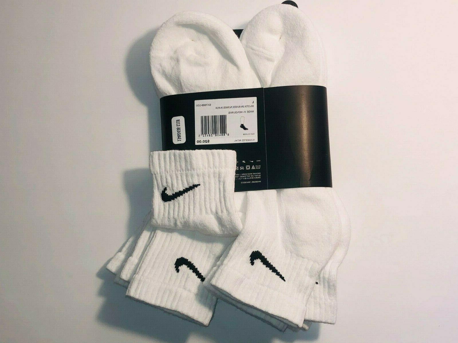 Nike Men's Cushion White 8-12