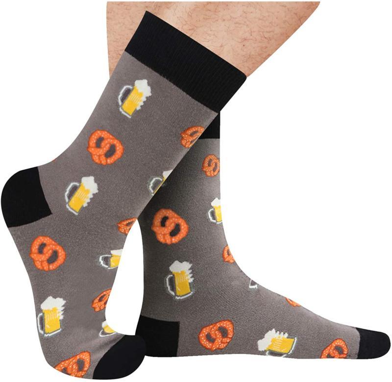 Zmart Men's Fruit Socks